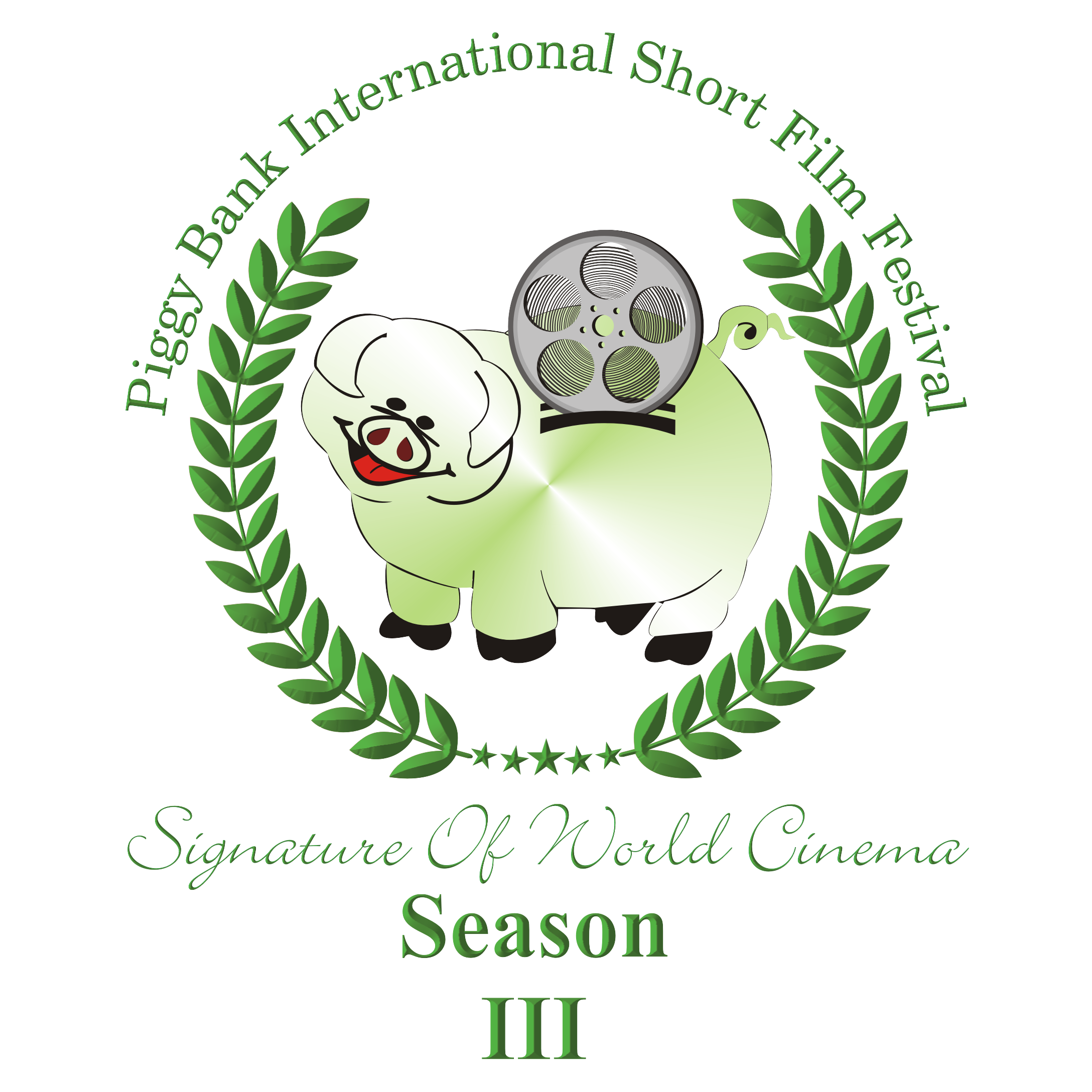 Season-III Logo Round